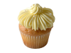 Fancy Lemon Cupcake