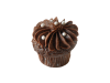 Fancy Mini Chocolate Cupcake