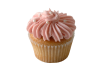 Fancy Strawberry Cupcake