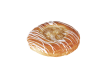 Apple with Icing Danish
