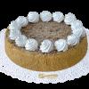 Apple Caramel Cheesecake