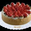 Strawberry New York Cheesecake